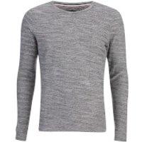 Produkt Mens Mul Sweatshirt - Dark Grey Melange - L
