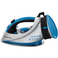 Russell Hobbs 18616 Easy Wrap and Clip Iron - White