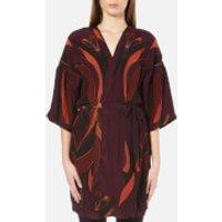 Gestuz Womens Jerry Kimono - Winetasting - XS-S