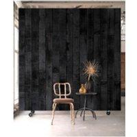 NLXL Materials Wallpaper by Maarten Baas - Burnt Wood Brand