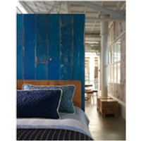 nlxl materials wallpaper by piet hein eek  blue scrapwood