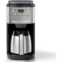 Cuisinart DGB900BCU Grind & Brew Plus Coffee Maker