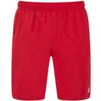 Animal Mens Bahima Board Shorts - Crimson Red - L