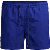Jack & Jones Mens Sunset Swim Shorts - Surf The Web - XXL