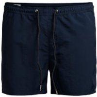 Jack & Jones Mens Sunset Swim Shorts - Navy Blazer - XL