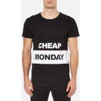 Cheap Monday Mens Standard Reverse T-Shirt - Black - XL