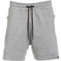 Jack & Jones Mens Core Will Sweat Shorts - Light Grey Marl - L