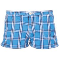 Superdry Womens Washbasket Boyshorts - Hampton Marine - XS