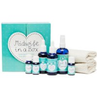 Natural Birthing Company Midwife In a Box Gift Set