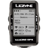 Lezyne Macro GPS Cycle Computer Loaded Bundle