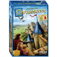 Carcassonne Strategy Game (2015 New Edition)