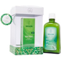 Weleda Skin Food and Pine Bath Gift Box (Worth 19.95)