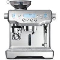Sage by Heston Blumenthal BES980UK The Oracle Coffee Machine - Steel