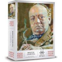 Winston Churchill 1000 Piece Jigsaw