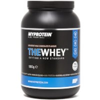 THEWHEY - 30 Servings - 900g - Tub - Decadent Milk Chocolate