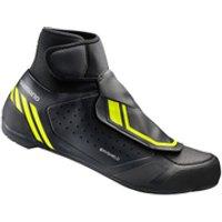 Shimano RW5 Dryshield SPD-SL Winter Shoes - Black - EU 38