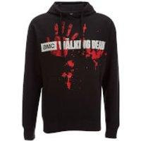 Spiral Mens Walking Dead Zombie Horde Hoody - Black - L