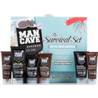 ManCave Survival 6 Part Gift Set