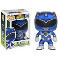 Power Rangers Metallic Blue Ranger Pop! Vinyl Figure