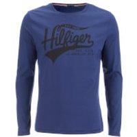 Tommy Hilfiger Mens Organic Cotton T-Shirt - Blueprint - S