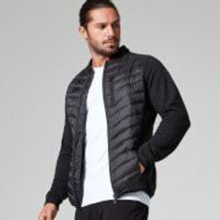 Myprotein Pro-Tech Bomber Jacket - S - Grey Marl