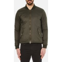 Barbour X Steve McQueen Men's Oil Field Quilt Jacket - Sage - L - Green