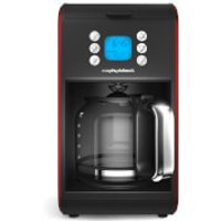 Morphy Richards 162009 Accents Filter Coffee Maker - Red
