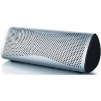 KEF MUO Bluetooth Speaker - Silver