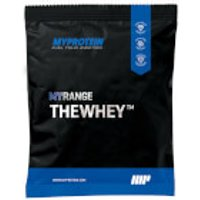 THEWHEY (Sample) - 1sachets - Sachet - Chocolate Caramel