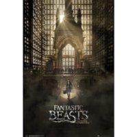 Fantastic Beasts One Sheet 1 Maxi Poster - 61 x 91.5cm