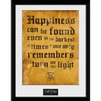 Harry Potter Happiness Can Be Framed Photographic - 16 x 12