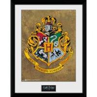 Harry Potter Hogwarts Framed Photographic - 16 x 12