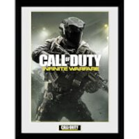Call Of Duty Infinite Warfare New Key Art Framed Photographic - 16 x 12