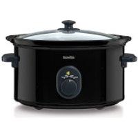 Breville VTP105 4.5L Slow Cooker - Black