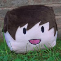 Grian Cube - Plush Toy