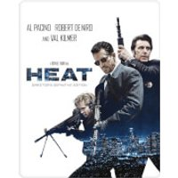 Heat (2-Disc Directors Definitive Edition) - Zavvi Exclusive Limited Edition Steelbook