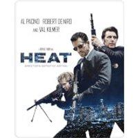 Heat (2-Disc Directors Definitive Edition) - Zavvi Exclusive Limited Edition Steelbook