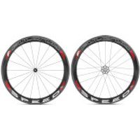 Fulcrum Racing Speed 55T Tubular Carbon Wheelset - Campagnolo
