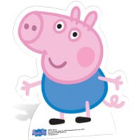 Peppa Pig George Pig Star Mini Cut Out
