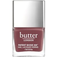 butter LONDON Patent Shine 10X Nail Lacquer 11ml - Toff