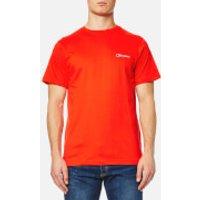 Berghaus Mens Block 5 T-Shirt - Volcano - L