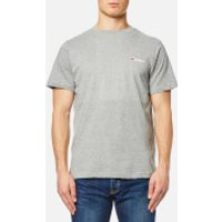Berghaus Mens Block 4 T-Shirt - Grey Marl - XXL