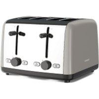 Kenwood TTM480GY Scene 4 Slice Toaster - Grey