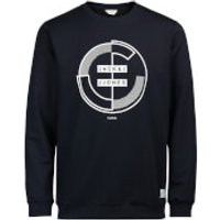 Jack & Jones Mens Core Main Sweatshirt - Sky Captain - S