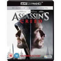 Assassins Creed - 4K Ultra HD