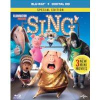 Sing (Includes DVD + Digital Download)