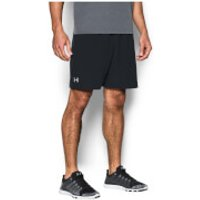 Under Armour Mens Storm 8 Stretch Woven Shorts - Black - L