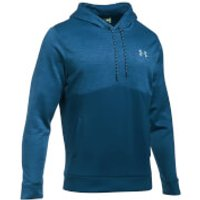 Under Armour Mens Storm Armour Fleece Twist Hoody - Blackout Navy - L