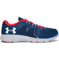 Under Armour Mens Thrill 2 Running Shoes - Blackout Navy - US 12.5/UK 11.5