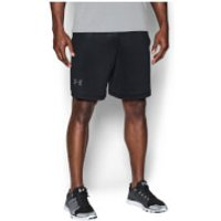 Under Armour Mens Raid 8 Novelty Shorts - Black - L